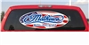Mathews Flag Decal by Mathews Archery