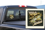 AIG Jaws Jerkin' Decal