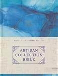 NRSV Artisan Collection Bible (Blue)
