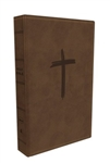 NKJV Holy Bible for Kids, Comfort Print - Brown