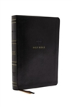 NRSV Catholic Thinline Bible, Comfort Print - Black