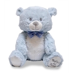 Baby's First Lullaby Teddy (Blue)
