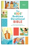 NLV The Kids' Bedtime Devotional Bible: Featuring Art from the Popular Classic Bedtime Bible Stories