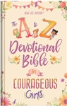 NLV The A to Z Devotional Bible for Courageous Girls