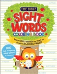 Bible Sight Words Coloring Book: Learn God's Word by Heart on Joyful Coloring Pages!