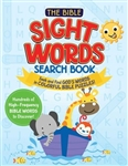 The Bible Sight Words Search Book: Seek and Find God's Word in Colorful Bible Searches