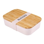 Blessed Bamboo Lunch Box