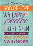 Joy & Peace (Thinking of You - Encouragement)