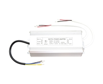 24V 96W (4A) UL-Listed, Waterproof LED Driver for 24VDC Low Voltage LED Strip Lighting, LED Puck Lights, LED Bars. Hardwired connection for LED up to 96W.