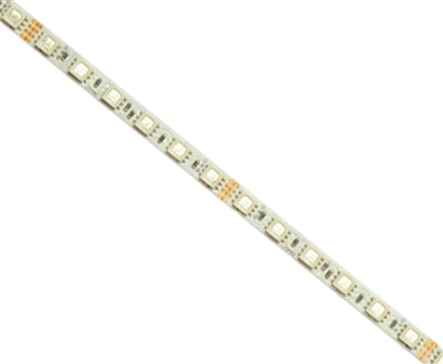 24V 5mm Ultra Slim 120/M RGB LED Light Strip for Professional Use