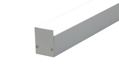 Aluminum profile, extrusion for high output LED strips, use for lighting up rooms, offices, abstract LED lighting, creative, clean finish, Stocked and shipped from Miami, new design, sleek, cool lighting custom architectural design
