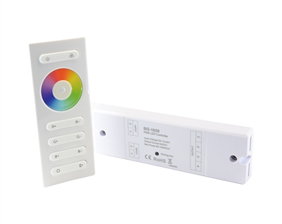 Remote Controller used to operate LED RGB Color Changing Lights.