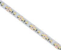Commercial (Architectural) Grade LED Strip. 3528 LED chips, High Density 120 LEDs/M, Indoor Grade (IP23) in a 16 foot roll. Use inside of Aluminum housings to build a professional linear LED fixture. Top-Quality LED Strips for maximum lifetime. 8mm