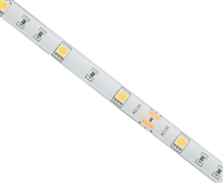 Commercial (Architectural) Grade LED Strip. 3528 LED chips, Low Density 30 LEDs/M, Outdoor Grade (IP65) in a 16 foot roll. Use inside of Aluminum housings to build a professional linear LED fixture. Top-Quality LED Strips for maximum lifetime.