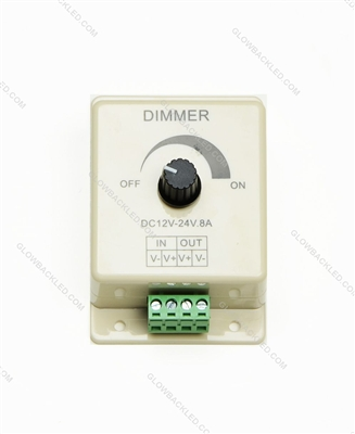 DIAL OPRATION DIMMER