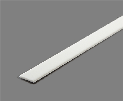 Extra lens for aluminum extrusion, housing, profile M for bright LED Strip and LED Strip lighting. Available in white finishing.