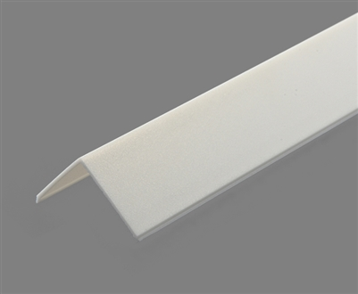 Extra lens for aluminum extrusion, housing, profile T for bright LED Strip and LED Strip lighting. Available in semi-clear or white finishing.