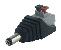 MALE ADAPTOR CONNECTOR
