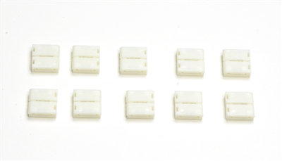 10MM QUICK CONNECTOR 2PIN 10PACK