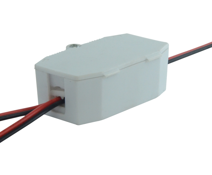 Junction Box for wiring LED Strip lights and LED fixtures.