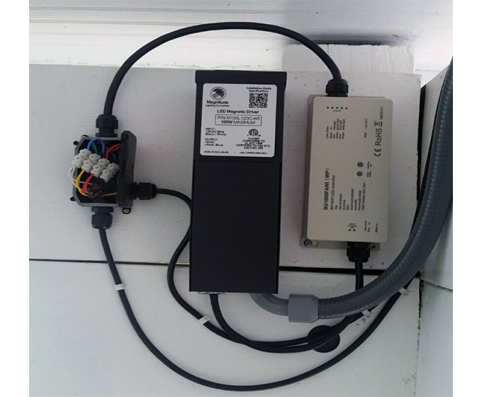 Junction Box Outdoor on