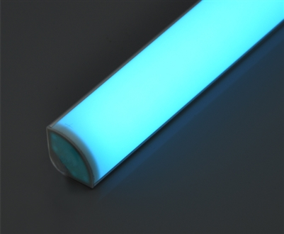 "Color Changing ""Dotless"" RGB Linear Fixture."