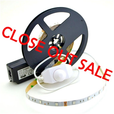 LED white strip kit