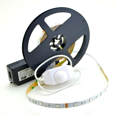 White LED strip kit