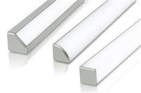 Cut-to-Size, Built-to-Size Linear LED Bar with Medium High Light Output 250 lumens/foot. Available in 4 inches to 24 inch length. Mounting hardware, 8ft of Wire, Smart Connector Included