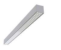 "8ft 3"" x 3"" Linear Surface Mounted High Output Ultra Bright Highly Efficient LED Light Fixture"
