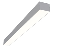 "2ft 4"" x 3"" Linear Surface Mounted High Output LED Fixture"