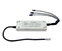 24V 30W 3-Way LED Driver for 24V LED Cabinet Bars