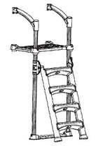 Innovaplas Classic Ladder Mfr Part Inno 6001