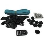 Replacement Strap Kit for Above Ground Solar Reels (Mfr Part GLI4375006)