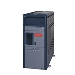 150k BTU - NATURAL RayPak 156 Digital Control, Electronic Ignition, Copper