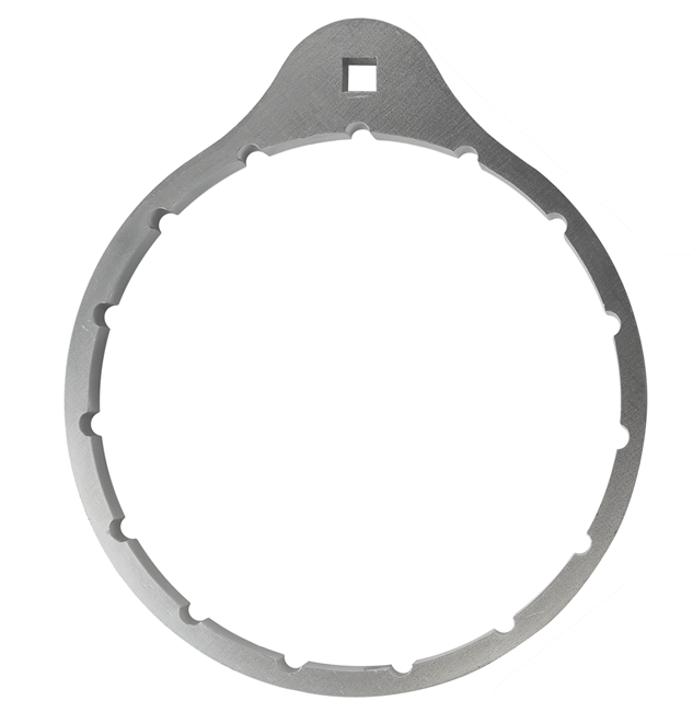 380134DAV Metal Collar Wrench