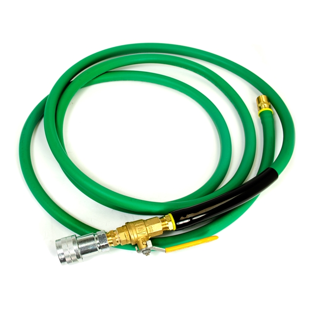 782287S Suction Hose Assembly (green) 12 ft. for Shop Pro purchased after 09/06/16