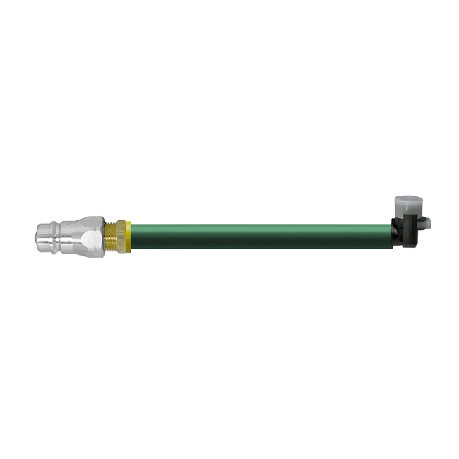 782292S Angled Voss Fitting Adapter (green) For Shop Pro Purchased after 09/06/16