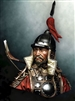 Mongol Warrior, 200mm (1/9) Scale Resin Bust