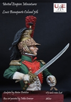 Louis Bonaparte, Colonel 5th Dragoons, 1800, 1/9 Scale Resin Bust