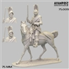 Mounted Cuirassier