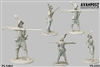 European Pikeman, XVII Century, 75mm full figure resin kit