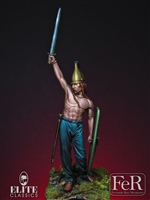 Celtic Warrior, 3rd Century B. C., 54mm