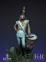 Drummer Boy, 77th East Middlesex, 1808, 54mm
