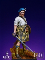 Highland Clansman Veteran, 75mm