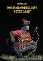 Russian archer boyar army