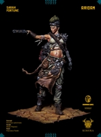 Sarah Fortune, 75mm Resin Full Figure Kit