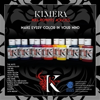 Kimera Kolors Pure Pigment Set