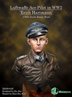 Luftwaffe Ace Pilot in WW2, Erich Hartmannrs