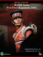 91st Foot Regiment 1864